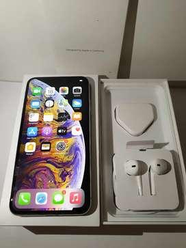 IPhone XS Max 256Gb Dual SIM Fullset Istimewa