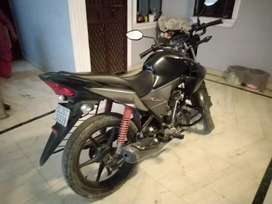 Honda twister for interested buyers some price is negotiable