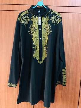 Baju atasan model jubah