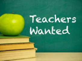 Teaching staff for Tally, MS Office, DTP
