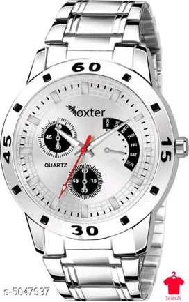 Stylish Men's Watches (New)