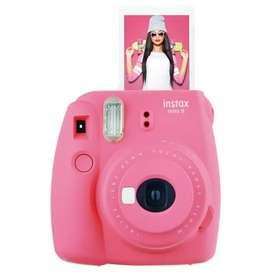 Kamera polaroid Fujifilm instax mini 9 cash dan kredit