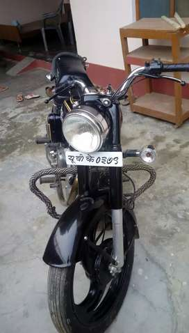 Good condition with allywheel...