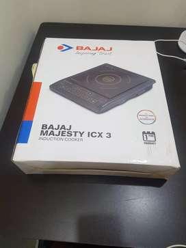 Bajaj Majesty Induction