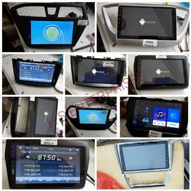 All Car Android stereos available - 7/9/10inches and tesla