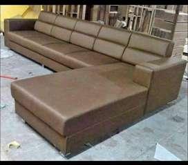 4 seater sofa with longer tanveer furniture brand new sofa set sells
