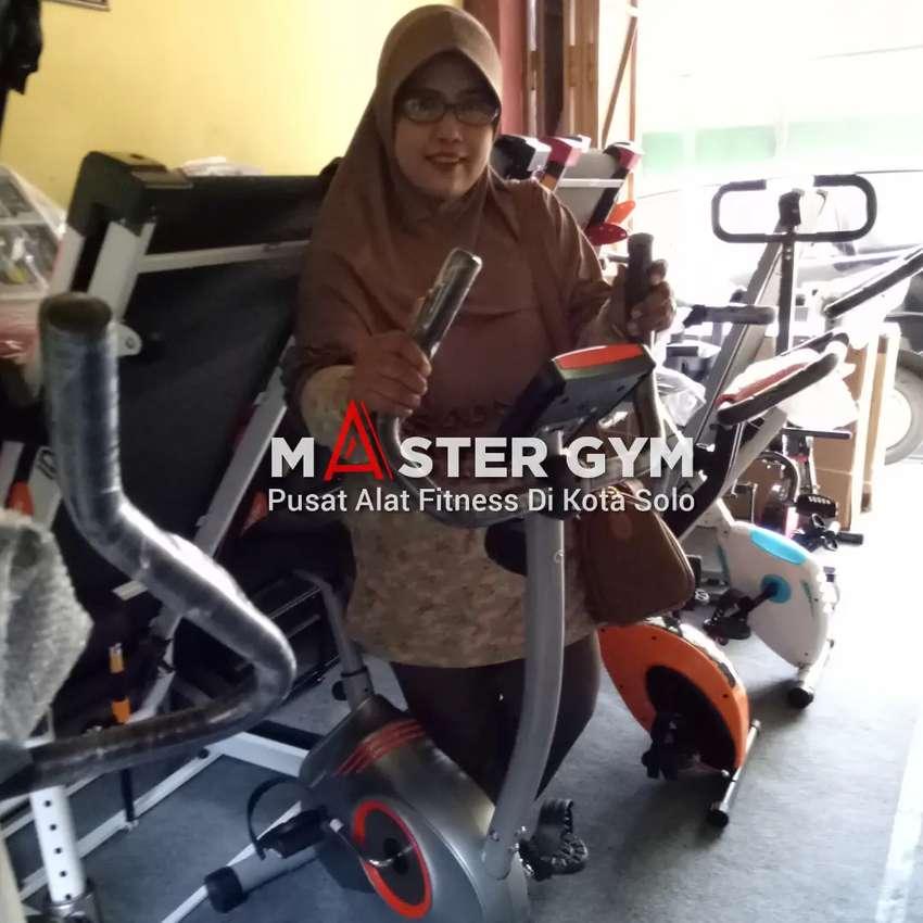 Jual Alat Fitnes Sepeda Statis SF/942 - Kunjungi Toko Kami