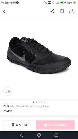 Brand New Men's Nike Training Shoes