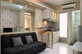 Ready Sewa HARIAN apartemen kalibata city, full furnishd