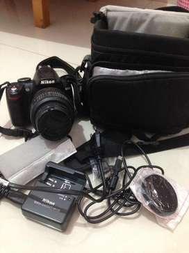 kamera DSLR Nikon D3000