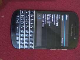 Blackberry Q10 Sudah 4G Mulus Lengkap Bisa WA
