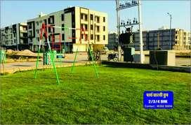 2 Bhk jda approved flat for sale 100% Lonable