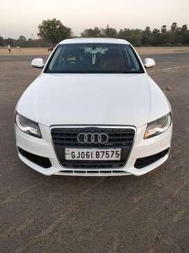 Audi A4 2.0 TDI (177bhp), Premium, 2008, Diesel