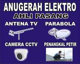 Jasa Pasang Sinyal Antena TV Digital