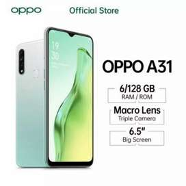 KREDIT OPPO A31 6GB TANPA DP