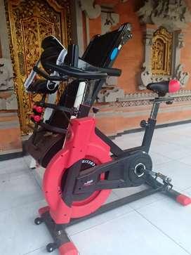 Spinning bike bayar ditujuan