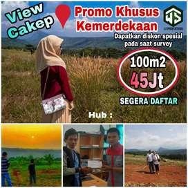 Promo Dahsyat Tanah Murah Giri Wangi Village View Cakep Pinggir Jalan