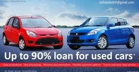 All car loan available sabhi used and new car  loan karte hai