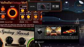 valhalla reverb delay plugin for mac and win mixing and mastering 2019