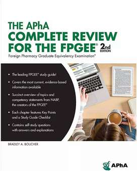The Apha complete review for the FPGEE 2nd edition