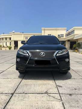 Lexus RX 270 Ultimate HK 2013 KM Rendah