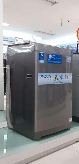 Mesin cuci 1 tabung Aqua Murah