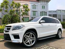 GL400 AMG 2015 White Nik15 20rb Sunroof PBD Bodykit Air Sus TDP Ringan