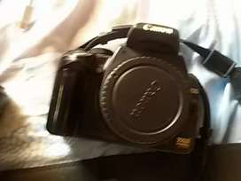 Cannon 350D DSLR camera.Total kit for sell