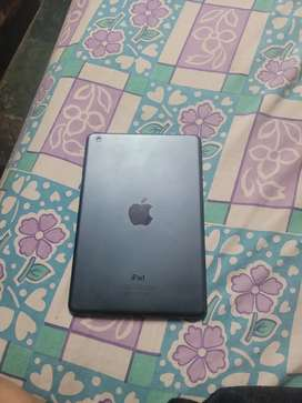 Ipad Mini 1 Black with New Back Cover nTempered Glass