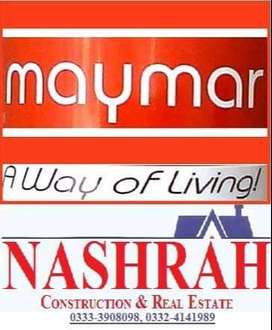 Gulshan e Maymar Commercial Plots For Sale Best for Investment