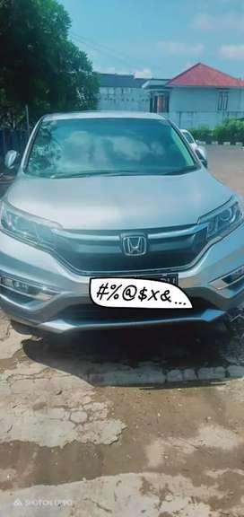 Honda CRV prestige 2.4