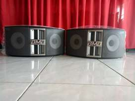 BMB speaker Double 8in Corp Japan CSR 850