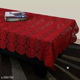 New printed table covers