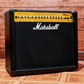 BILLY MUSIK - Ampli Gitar Marshall MG100DFX 12 Inch 100W Multi Effects