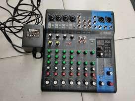 Mixer Yamaha mg10xu MADE Malaysia original