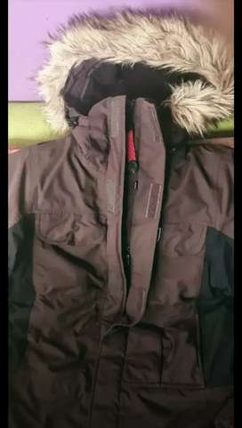 Jaket Gunung Fjallraven Kodiak Parka