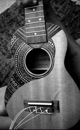 Guitar classes and French tution