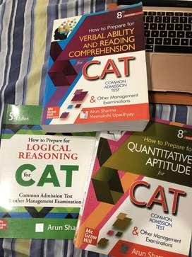 CAT Books 2021