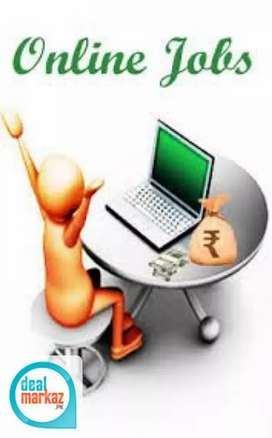 Online working urgently staff contact me