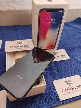 iPhone X 64GB Grey Colour