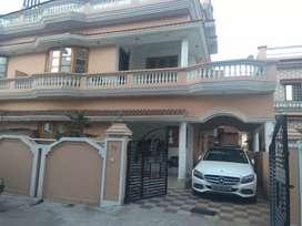 2 BHK  Fully furnished independent floor atCanal Road Gangotri Enclave