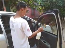 pemasangan kaca film  untuk mobil & gedung