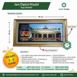 Ready Jam Digital Masjid Harga Berkualitas Tipe Smart