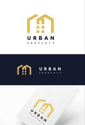 Logo Stationery Kemasan Brosur Design Kartu  14501