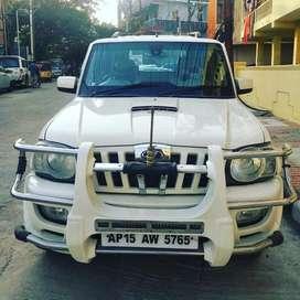 Mahindra Scorpio VLX BS III, 2011, Diesel