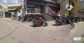 Sainagar Main rd Commercial space rent 1400sqft