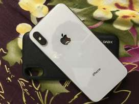 Iphone X 256 GB (price:110000)with Full box with all accesories