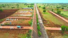 Best Location-DTCP Approved Open plots for sale at Sadashivpet with ca