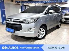 [OLX Autos] Toyota Kijang Innova 2.0 V Bensin A/T 2016 Silver #Rasya