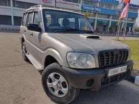 Mahindra Scorpio 2.6 Turbo 7 Str, 2008, Diesel